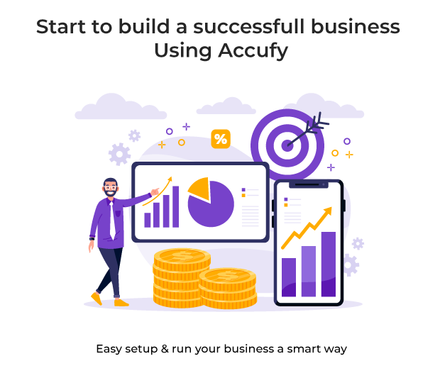 Accufy - SaaS Business & Accounting Software - 1
